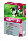Bayer Advantix Spot-On Dog 1x2,5ml (10-25 kg)