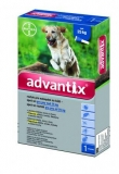 Bayer Advantix Spot-On Dog 1x4,0ml (nad 25 kg)