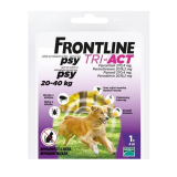 Frontline Tri-Act Dog Spot-on L (20-40 kg) 1 pip