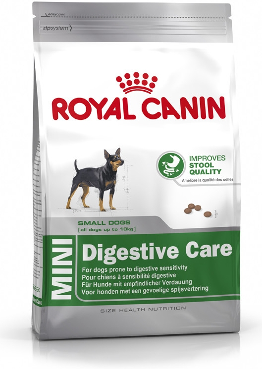 Fotografie Royal Canin Mini Digestive Care 2 kg