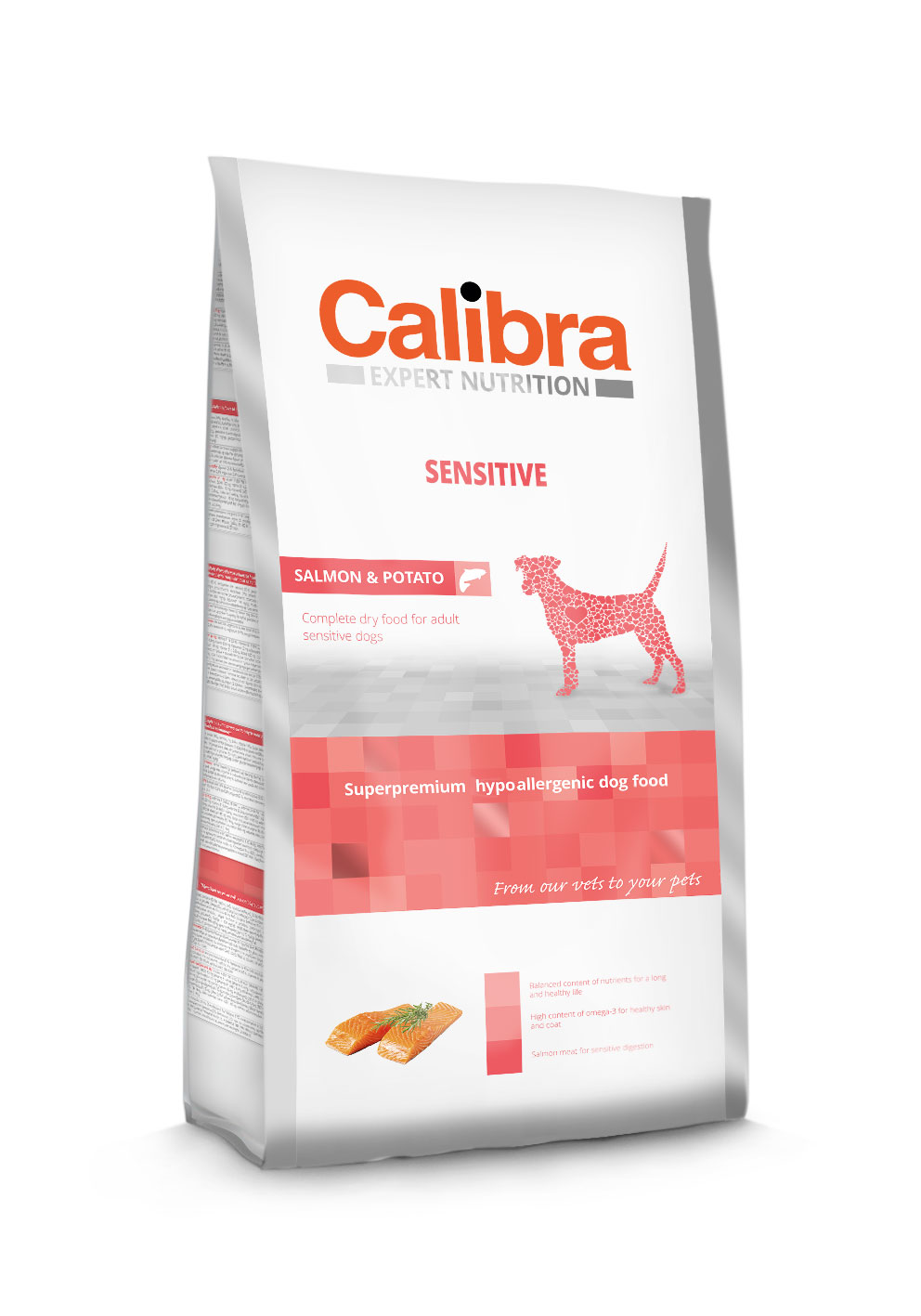 Calibra dog EN Sensitive Salmon 12 kg