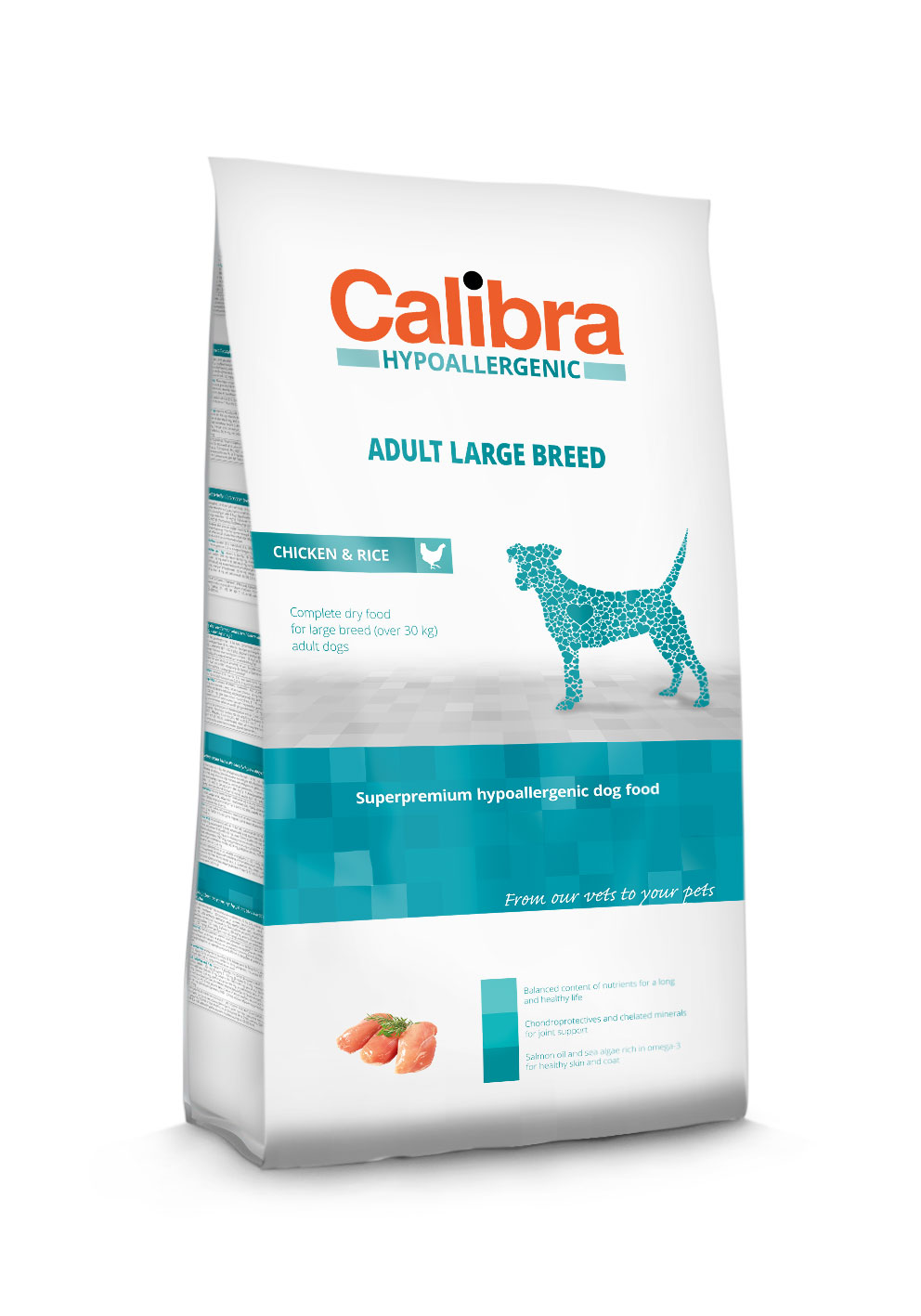 Calibra dog HA Adult Large Breed Chicken 3 kg