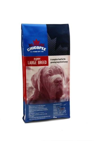 Chicopee Puppy Large Breed 15 kg