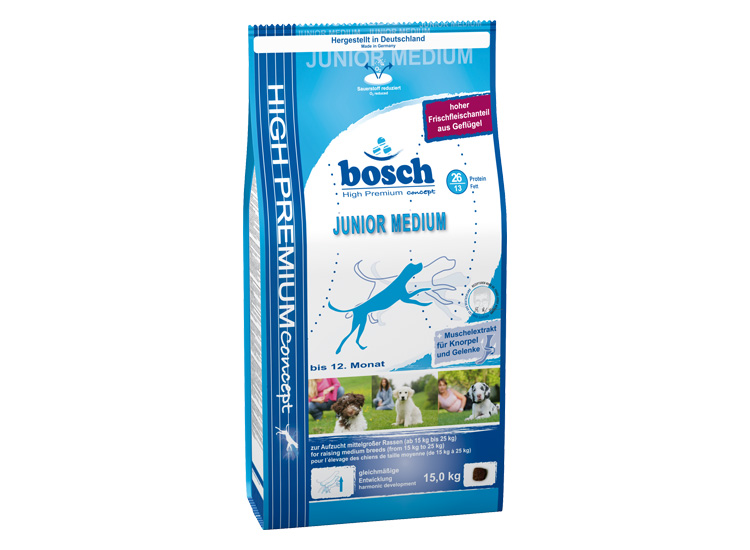 Fotografie Bosch Junior Medium 3 kg