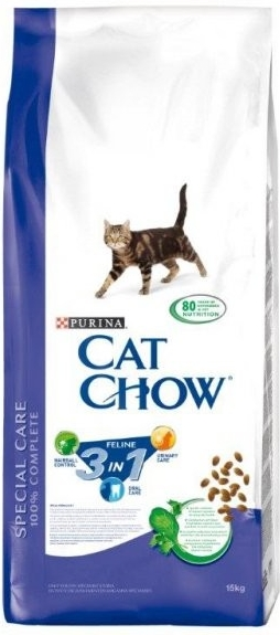 Fotografie Purina Cat Chow Special Care 3v1 15 kg