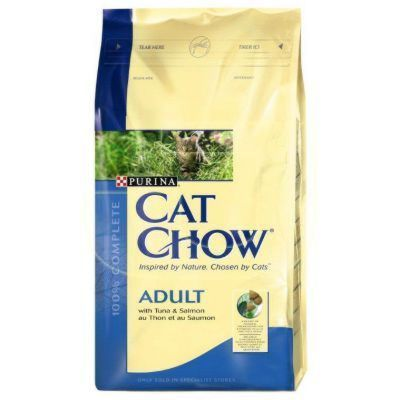 Purina Cat Chow Adult Tuna & Salmon 1,5 kg