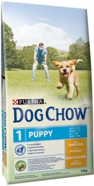Purina Dog Chow Puppy Chicken & Rice 2,5 kg