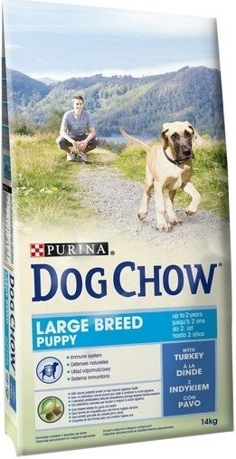 Purina Dog Chow Puppy Large Breed 2,5 kg
