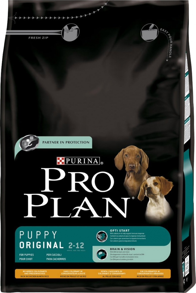 Purina Pro Plan dog Puppy Original 3 kg