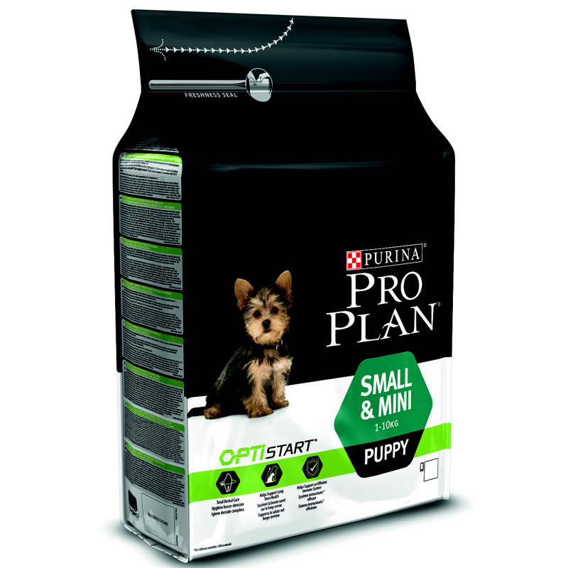 Fotografie Purina Pro Plan Small & Mini Puppy 3 kg