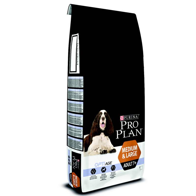 Purina Pro Plan Medium & Large Adult 7+ 14 kg
