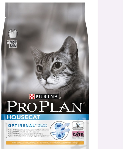 Fotografie Purina Pro Plan cat Housecat 10 kg