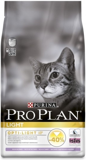 Purina Pro Plan cat Light 1,5 kg