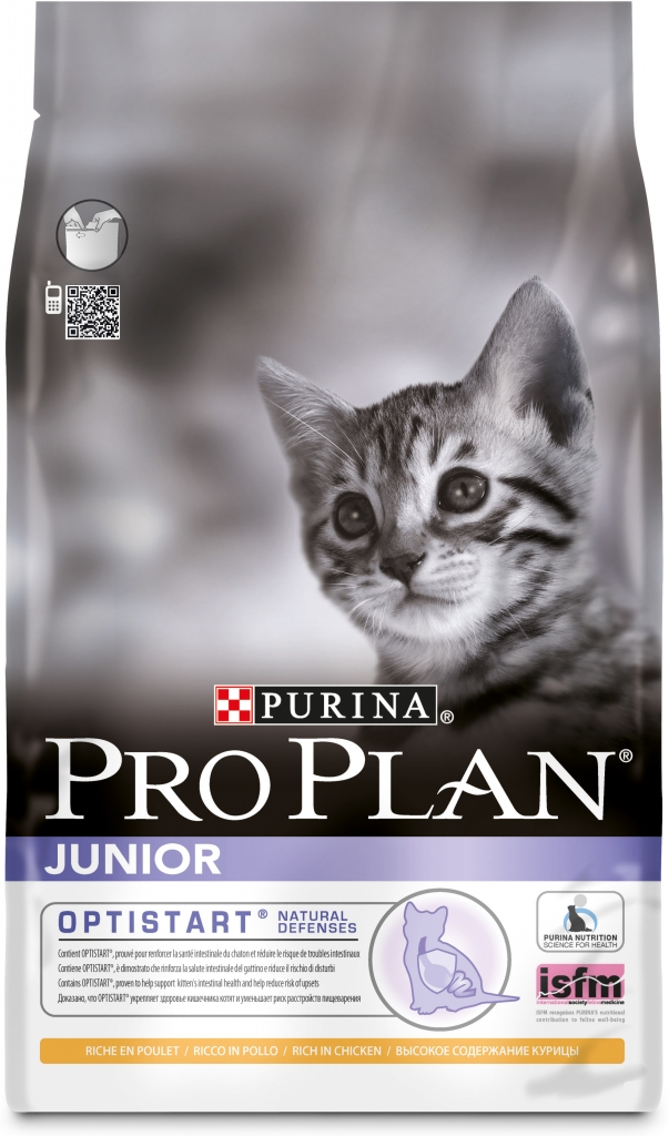 Fotografie Purina Pro Plan cat Junior 10 kg