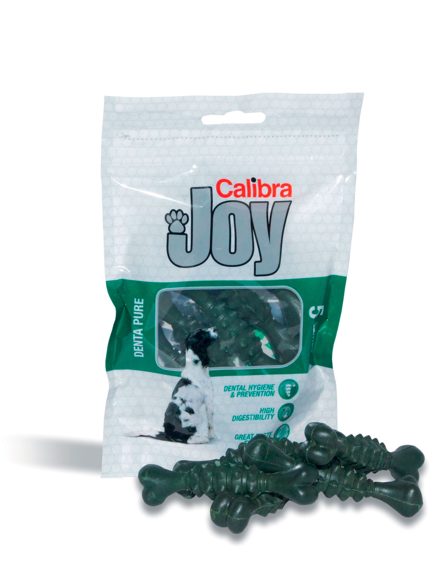Fotografie Calibra Joy dog Denta Pure 5 ks