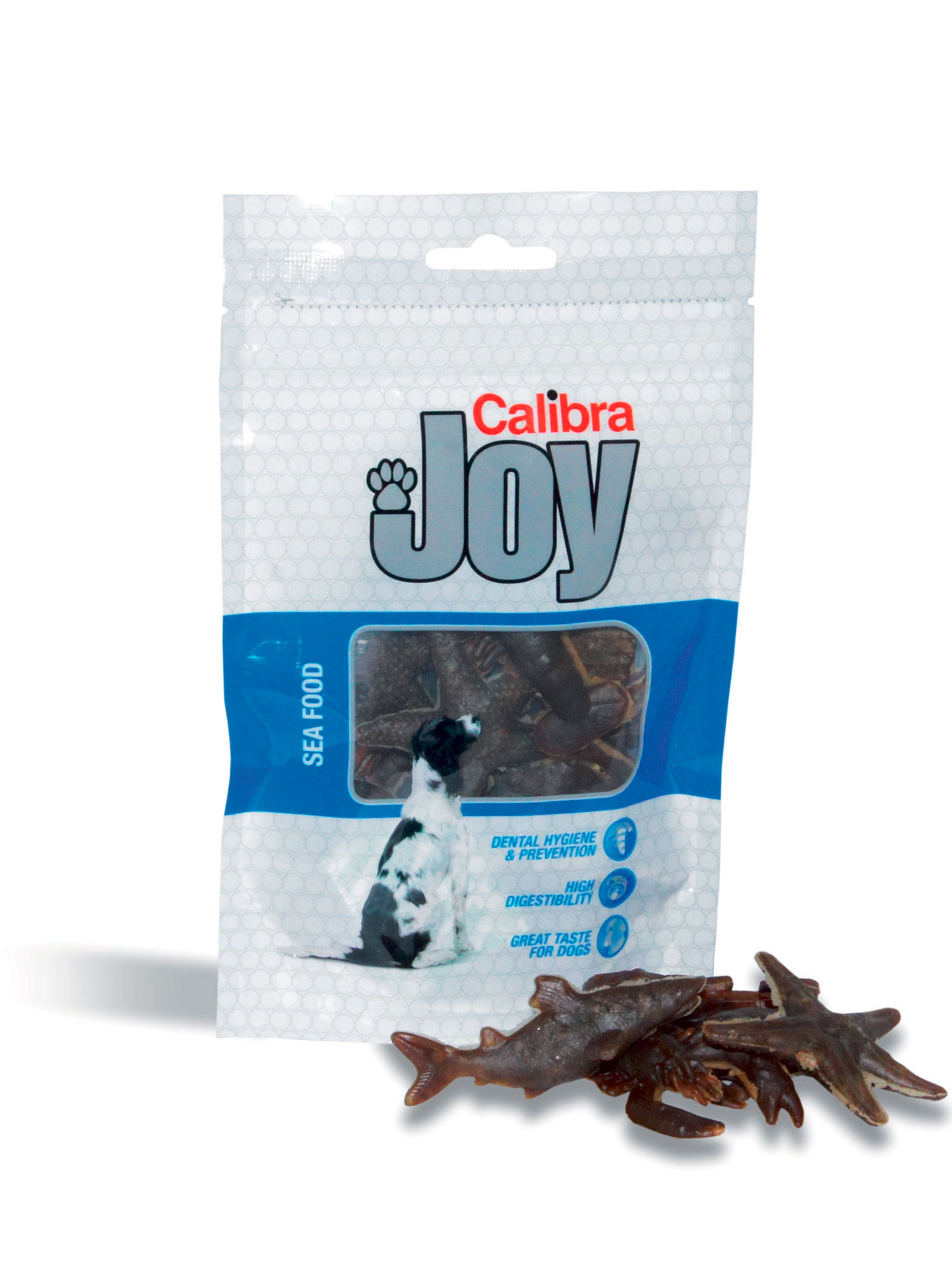 Fotografie Calibra Joy Dog Sea Food 70 g
