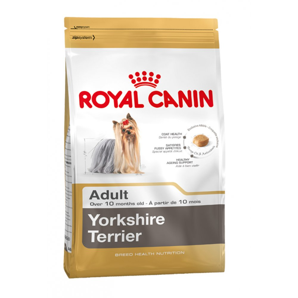Fotografie Royal Canin Breed Yorkshire  7,5kg