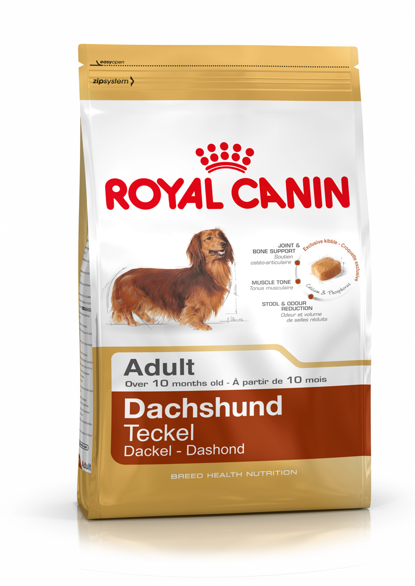Royal Canin Jezevčík Adult 7,5 kg