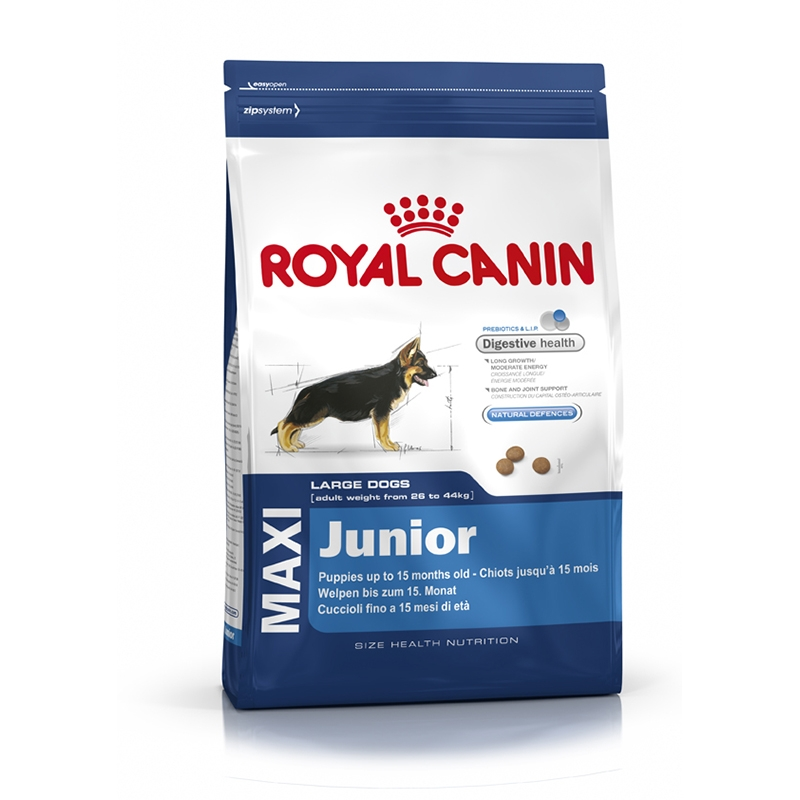 Royal Canin pes Maxi Junior 4 kg