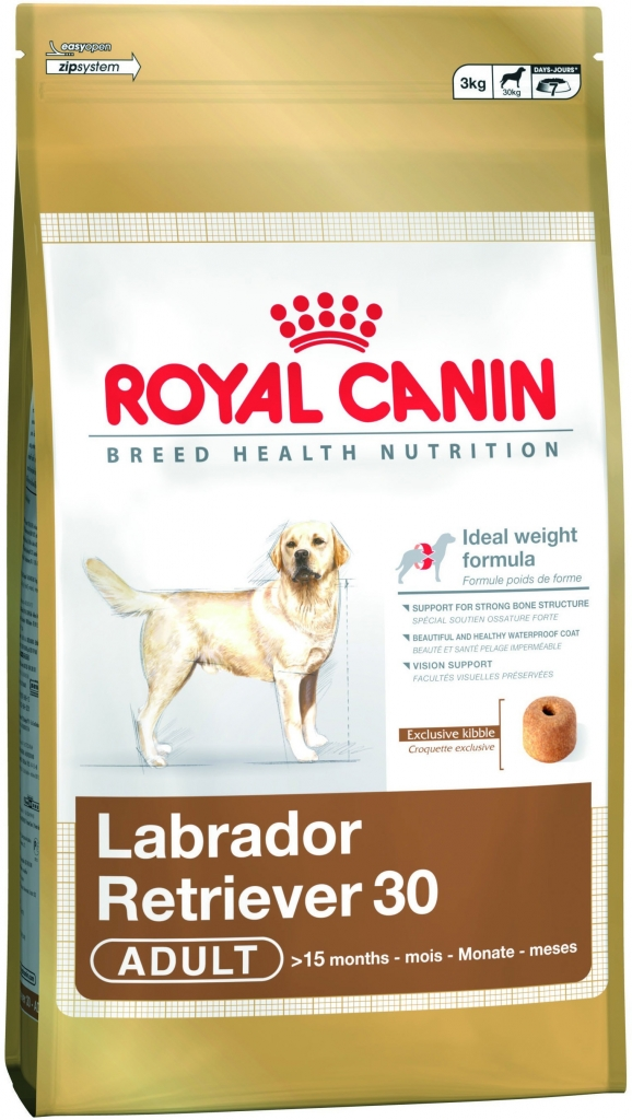 Fotografie Royal Canin Breed Labrador  12kg