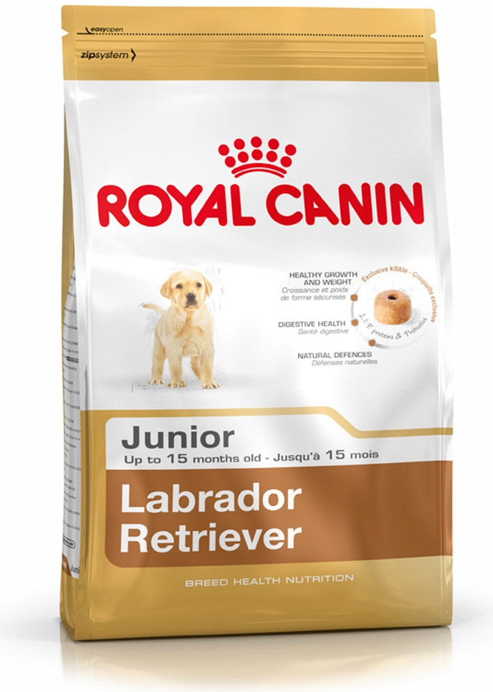 Fotografie Royal Canin Breed Labrador Junior  12kg