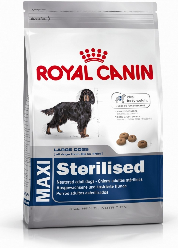 Royal Canin pes Maxi Sterilised 3,5 kg