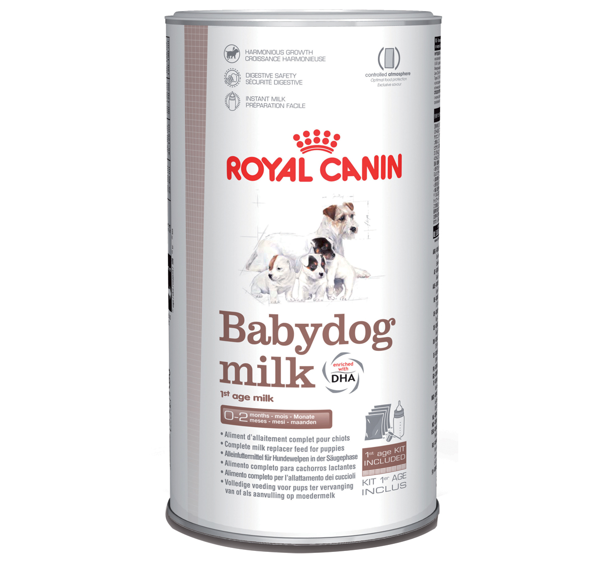 Royal Canin pes Milk 400 g