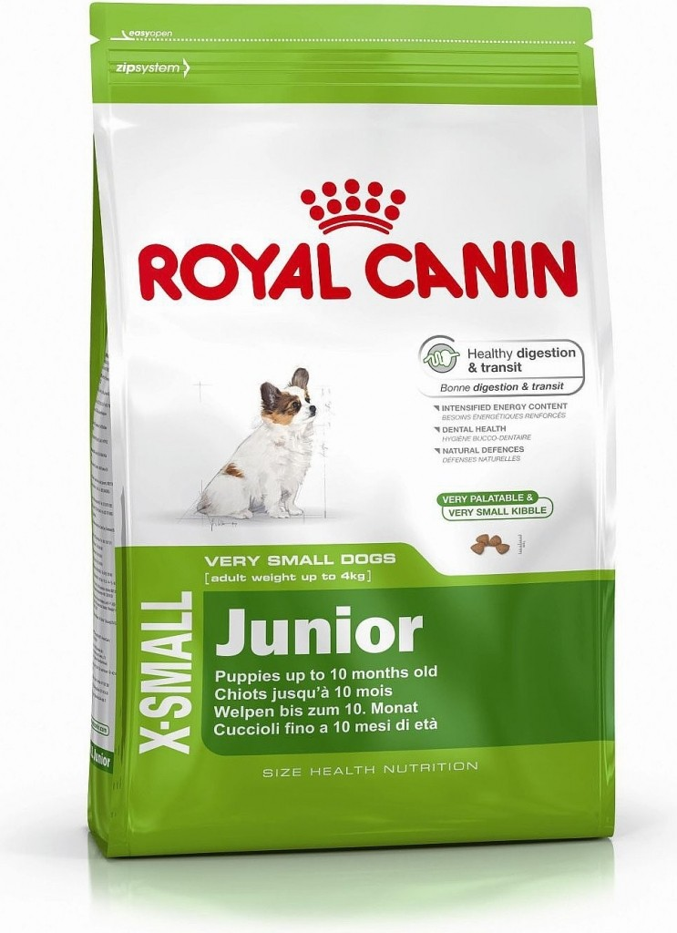 Royal Canin pes X-Small Junior 3 kg
