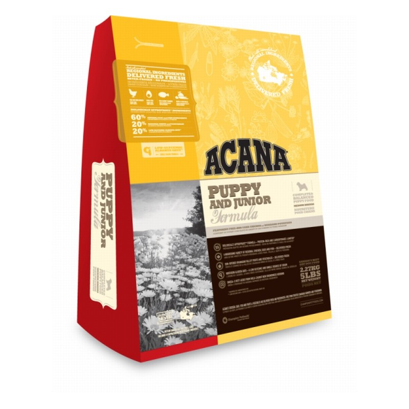 Acana Puppy & Junior 11,4 kg