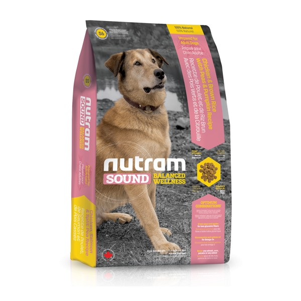Nutram Sound Adult Dog 2,72 kg