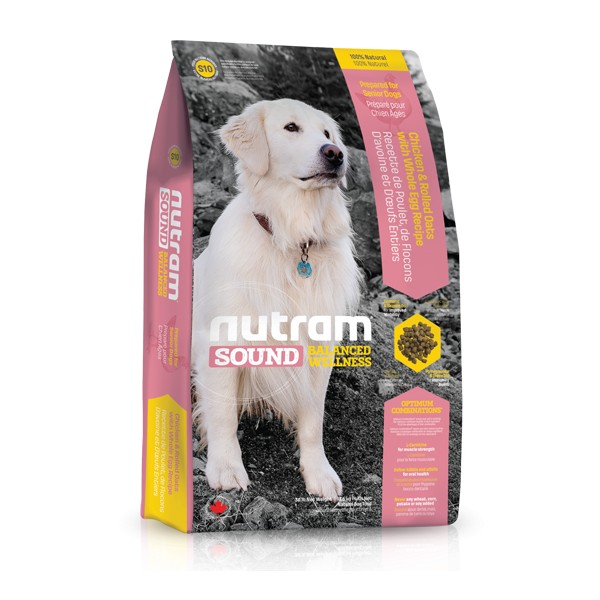 Nutram Sound Senior Dog 2,72 kg