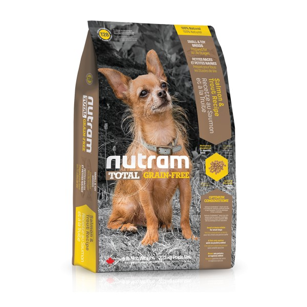 Nutram Total Grain Free Small Breed Salmon & Trout Dog 6,8 kg