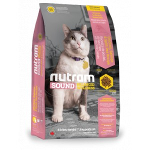 Nutram Sound Adult/Senior Cat 1,8 kg