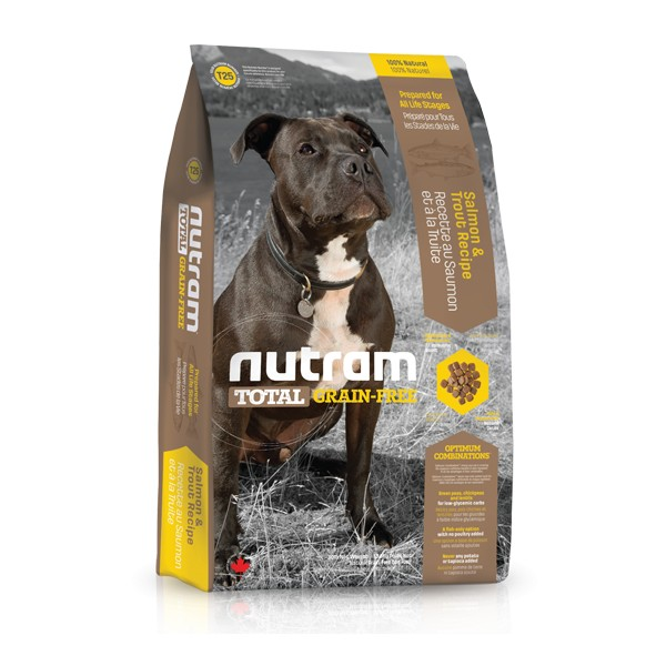 Nutram Total Grain Free Salmon Trout Dog 2,72 kg