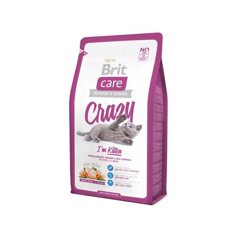 Brit Care Cat Crazy I'm Kitten 400 g