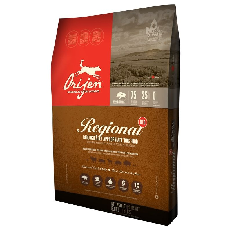 Orijen Regional Red Dog 2 kg