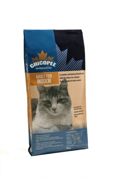 Chicopee Adult Cat Indoor 15 kg