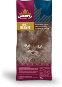 Chicopee Adult Cat 3 Flavour 15 kg