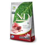 N&D Grain Free dog Adult Chicken & Pomegranate 800 g