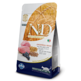 N&D Low Grain cat Adult Lamb & Blueberry 300 g