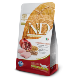 N&D Low Grain cat Neutered Chicken & Pomegranate 300 g