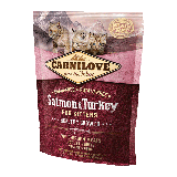 Carnilove Cat Salmon & Turkey for Kittens Healthy Growth 400 g