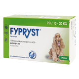 Krka Fypryst Spot-On Dog M/1x1,34ml (10-20 kg)