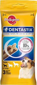 Pedigree Denta Stix Small 110 g/7 ks