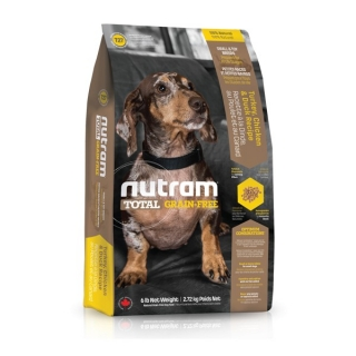 Nutram Total Grain Free Small Breed Turkey, Chicken & Duck Dog 6,8 kg