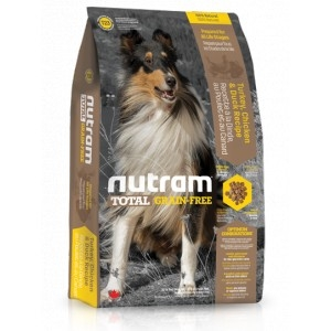 Nutram Total Grain Free Turkey, Chicken & Duck Dog 13,6 kg