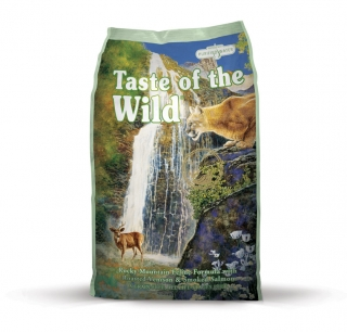 Taste of the Wild cat Rocky Mountain Feline 7 kg